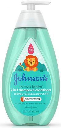 Johnson's Baby Kids Shampoos