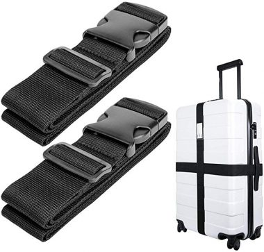LUXEBELL Luggage Straps