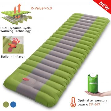 Overmont Air Mattresses for Camping