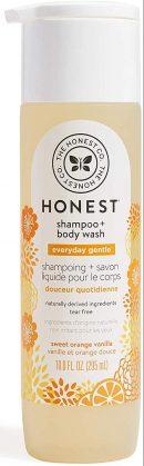 The Honest Company Kids Shampoos