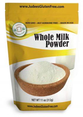 Judee's Gluten Free Powdered Milks