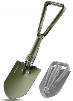 REDCAMP Folding Shovels